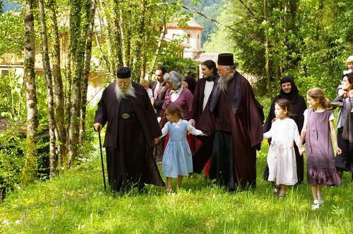 Pelerinage au monastère de Saint Antoine