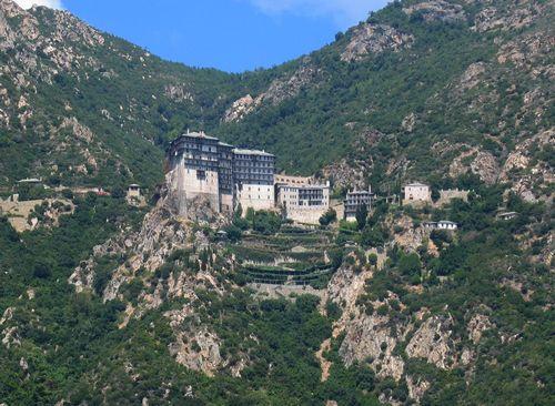 Monastère de Simonos Petra