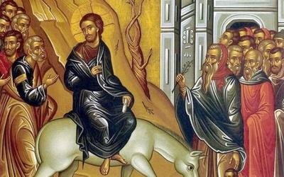 Entrée du Christ à Jérusalem
