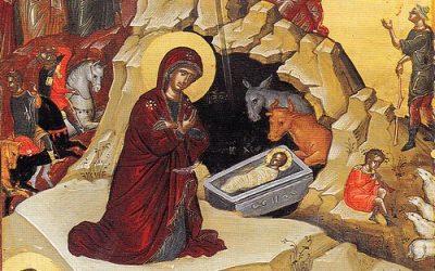 Homélie sur la fête de Noël