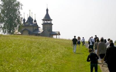 Eglise en Russie