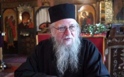 """La construction d'une église : l'épiphanie d'un mystère"""" Conférence de l'archimandrite Elie"""