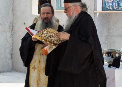 Père Elisaïos et Père Elie
