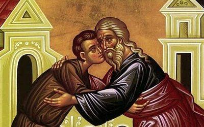 Homélie sur la parabole du Fils prodigue