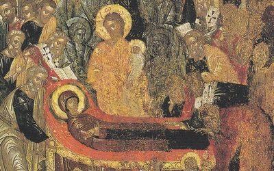 Homélie sur la dormition de la Mère de Dieu