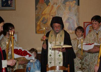 Bénédiction des oeufs (fête de Pâques)