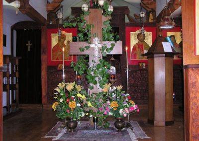 La croix (Fête de Pâques)