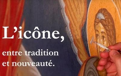 Peinture des fresques de l'église du monastère