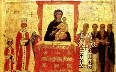 Sur la fête du triomphe de l'Orthodoxie