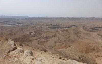 Le désert du Néguev