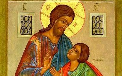 Saint Jean et le Christ