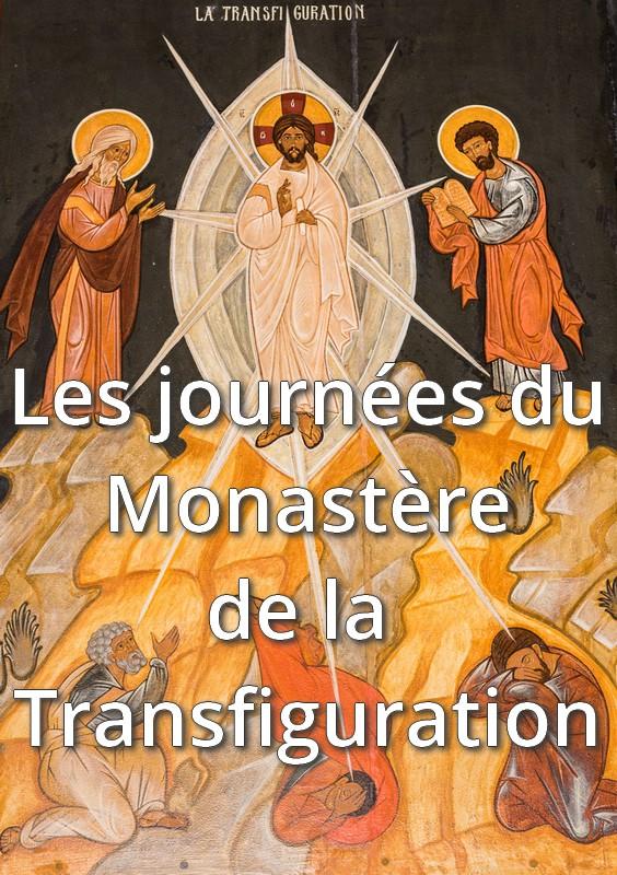 Journées du monastère de la transfiguration
