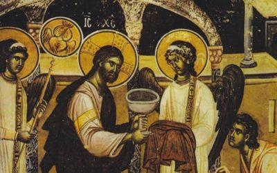 Sur le rôle des servants pendant la liturgie