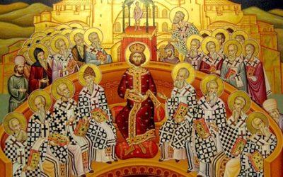 Homélie sur le Concile de Nicée