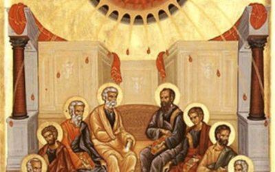 Homélie du dimanche de Pentecôte