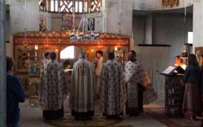 Le monastère de la Transfiguration célèbre ses quarante ans