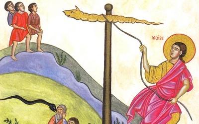 La prophétie du serpent d'airain