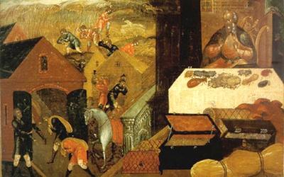 Homélie sur l'évangile du riche insensé