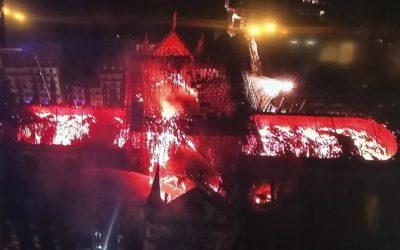 Homélie sur l'incendie de Notre-Dame de Paris