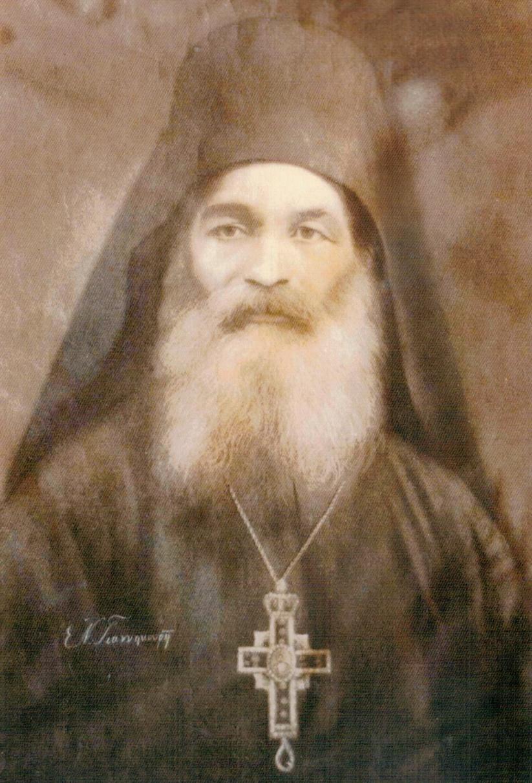 Saint Jérôme de Simonos Petra