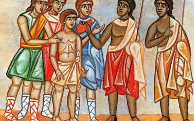 Pour le Grand Lundi, Hymne sur Joseph