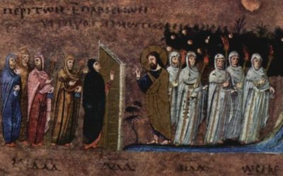 Pour le Grand Mardi, Hymne sur les dix vierges