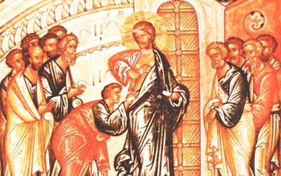 L'apparition du Christ à Thomas
