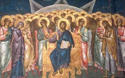 Homélie sur la Mort – Résurrection