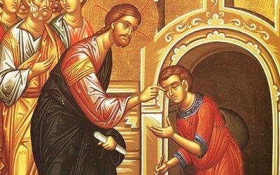 Homélie sur l'évangile de l'aveugle-né