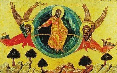 Homélie sur la fête de l'Ascension