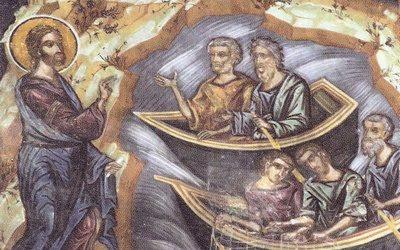 Homélie sur l'évangile de l'appel des premiers disciples
