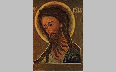 Homélie sur Saint Jean le Précurseur