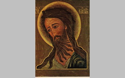 Saint Jean le Baptiste