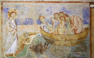 Homélie sur l'évangile de la pêche miraculeuse
